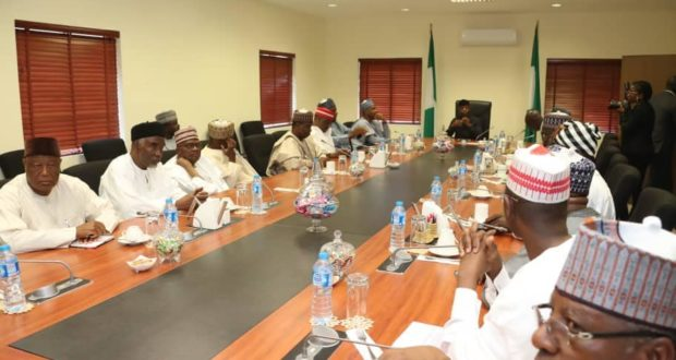 Image result for nPDP pulls out of dialogue with FG, APC